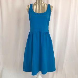 Cynthia Rowley Fit And Flare Sleeveless Dress Sz L